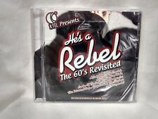 He's A Rebel The 60's Revisited K-Tel 2006 BCI Eclipse Company            cd5621