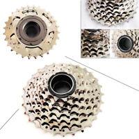 DNP 7-Speed Cassette Screw-on Bike Freewheel 11-28T Nickel Plate For SHIMANO