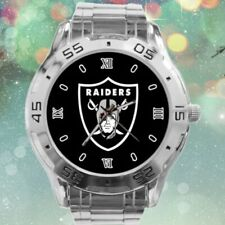 Watch Men NFL Oakland Raiders