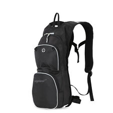Outdoor 20L Shoulder Backpack Cycling Hiking Trip Running Bag w/Reflective Strip