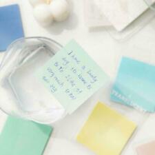 Memo Sticky Note Paper Daily Check List School Statione L^ F2U0