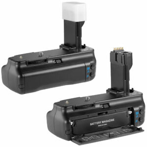 Pro Battery Grip Replacement for BG-E2N for Canon EOS 20D 30D 40D 50D