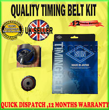 FOR LEXUS IS200 2.0 GXE10 01/99-12/05 1GFE TIMING CAM BELT TENSIONER IDLER KIT
