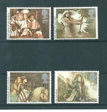 Gb Commems - 1985 - Arthurian Legends -A102- - Unmounted Mint Set