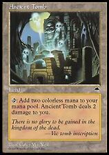 *MRM* ENGLISH Ancient Tomb - Ancienne tombe MTG Tempest