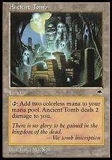 *MRM* FR Ancient Tomb - Ancienne tombe Good MTG Tempest
