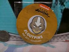 AVATAR: THE LAST AIR BENDER LAPEL PIN - Glows in the Dark! - Loot Crate - 05/17