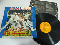 "Village People Can´T Stop The Music Soundtrack 1980 LP Vinyl 12 "" VG/VG"