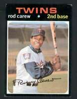 1971 Topps #210 Rod Carew EX/EX+ Twins 115150
