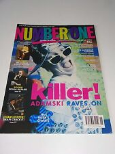 NUMBER ONE UK MUSIC MAGAZINE 14/4/90 ADAMSKI-SONIA-MADONNA-JASON DONOVAN-KYLIE