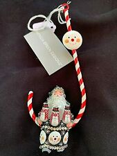 New ListingCandied Claus Snowmen Patricia Breen