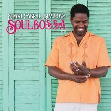 KHARI CABRAL SIMMONS - SOULBOSSA EP   CD NEW!