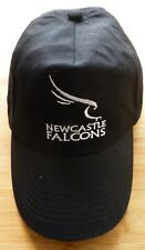 NEWCASTLE FALCONS RUGBY-Baseball Cap-Adults One Size-Embroidered Superb NEW
