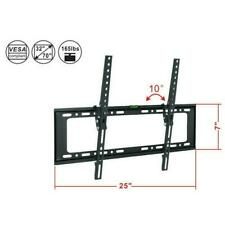 TV WALL BRACKET MOUNT SLIM FOR 26 30 32 40 42 50 63 INCH 3D LCD LED PLASMA 110LB