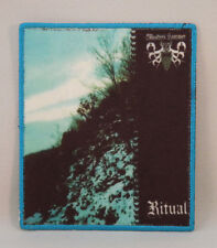 MASTER'S HAMMER Ritual (Printed Small Patch) (New)