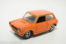 MEBETOYS A-58 A58 A 58 AUTOBIANCHI ABARTH A112 A 112 ORANGE EXCELLENT CONDITION