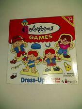 Colorforms Dress Up Game, Ages 3-8, Vintage 1998