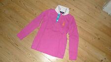 Ralph Lauren schönes pinkfarbenes Poloshirt Gr. S 7/ Neuwertig