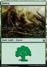 Forest (310) NM x4  Commander Anthology Basic Land  MTG