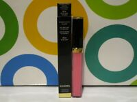 CHANEL ~ ROUGE COCO GLOSS MOISTURIZING GLOSSIMER ~ # 804 ROSE NAIF ~ BOXED