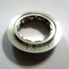 gobike88 TOKEN Lock Ring for Shimano Cassette, 12T, Silver, 027