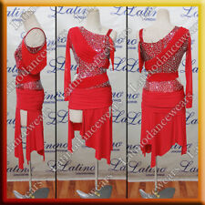 LATIN RHYTHM SALSA BALLROOM COMPETITION DANCE DRESS (LT1222)