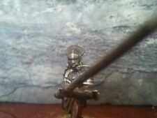 Lotr Warhammer Professionally Painted & Rendered Armoured Uruk Hai with a Pike