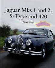 other for jaguar 420 manuals and literature for sale ebay rh ebay com