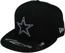CeeDee Lamb Cowboys Signed New Era 2020 Draft Official 9FIFTY Black Snapback Hat