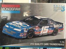MONOGRAM Lake Speed #15 Quality Care Thunderbird 1:24 Model Car Kit SEALED #2451