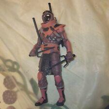 Hasbro GI Joe classified series 6 inch Red Ninja Action Figure loose complete