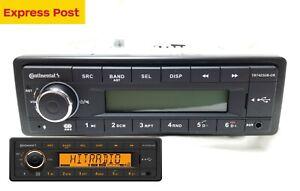 VDO 24v CONTINENTAL TR7423UB-OR  RADIO USB MP3 WMA BLUETOOTH ORANGE DISPLAY