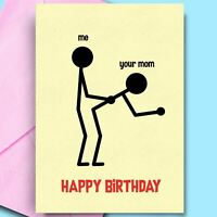 Best Birthday Cards For Boyfriend Brother Son Dad Cheeky Adult Rude Comedy