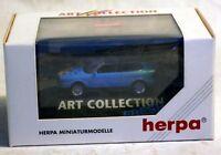 "Herpa 045025: Audi Cabrio ""Fresh"", Art Collection Modell in 1/87, N E U & O V P"