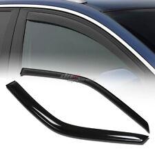 FOR 99-03 TRACKER/VITARA SMOKE TINT WINDOW VISOR SHADE/VENT WIND/RAIN DEFLECTOR