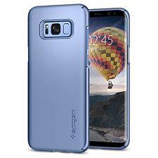 Étuis, housses et coques bleus simples Samsung Galaxy S8 pour téléphone mobile et assistant personnel (PDA)