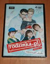 Rodzinka.pl (Box 4 DVD) Sezon 1 - Serial TVP - Region ALL / Polish, Polski