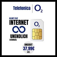 Handyvertrag Handytarif O2 Allnet Flat SMS Flat Internet Unlimited LTE 38? mtl.