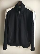 Moncler Men's Black Track Jacket  Size XL