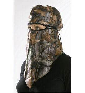 Deerhunter Realtree Camo Face Mask