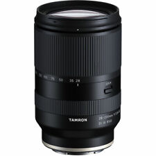 Tamron 28-200mm F/2.8-5.6 Di III RXD Lens (Sony E) *NEW* *IN STOCK*