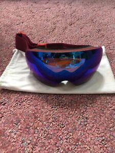 Electric eg 3.5 Goggles Maroon