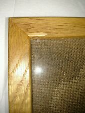 Wood Tabletop Photo Picture Frame Holds 5 x 7 picture