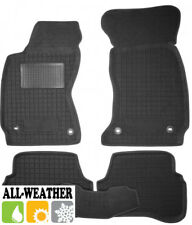 All Weather Floor Liner Velour Carmats Rubber Backing Fit VW Passat B5 1997-2005