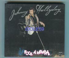 CD de musique variété digipack Johnny Hallyday