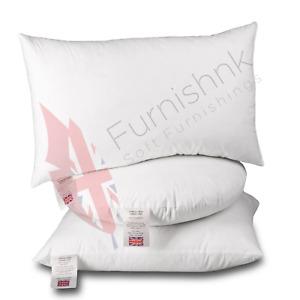 Luxury New Extra Filled British Handmade Duck Feather Cushion Inner Pad Insert