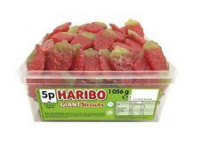 HARIBO Giant Strawberries - 120 Count