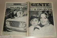 GENTE 1966/10=LANCIA FULVIA 2C=SCIPIO SLATAPER=SANDRO BOLCHI=PERICLE PAZZINI=