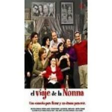 El Viaje De La Nonna DVD VIDEO MOVIE Ana Ofelia Murguía familia comedia comedy