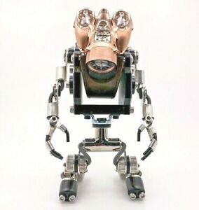 Robotoys Robot Robotic Rolex Watch Stand MB&F MAD WS-02 Timepiece Display